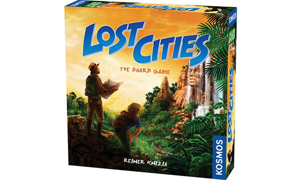 LOST CITIES - Bloxx Toys - Toronto Online Toys Store - 1