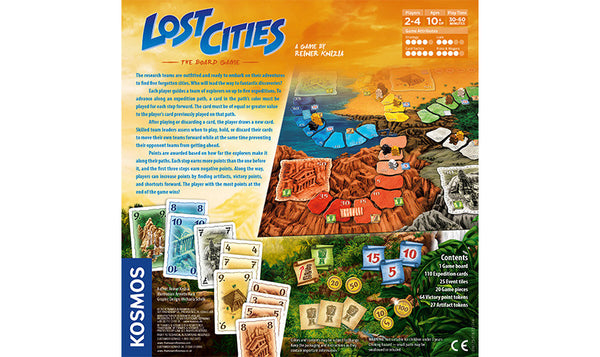 LOST CITIES - Bloxx Toys - Toronto Online Toys Store - 2