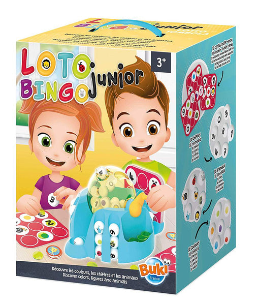 Loto Bingo - Junior By Buki - Educational Toys Store Canada