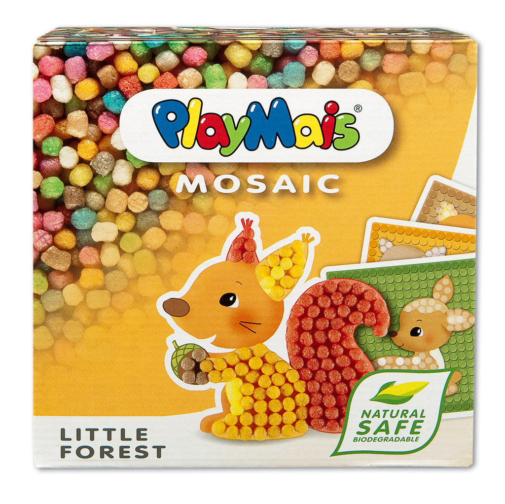 MOSAIC LITTLE FOREST - Bloxx Toys - Toronto Online Toys Store - 1