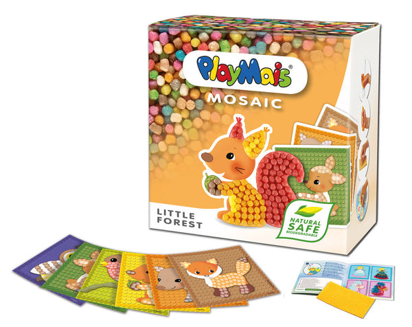 MOSAIC LITTLE FOREST - Bloxx Toys - Toronto Online Toys Store - 3