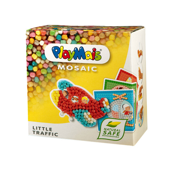 MOSAIC LITTLE TRAFFIC - Bloxx Toys - Toronto Online Toys Store - 1