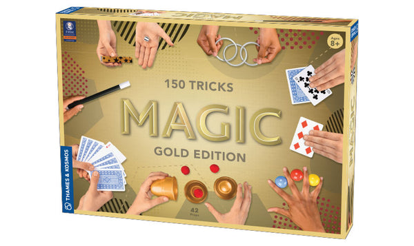 Magic Gold Edition By Thames & Kosmos - Bloxx Toys - Toronto, Montreal, Vancouver, Alberta, Edmonton, Kids, Parents, Present, Shopping online, Ontario, Quebec, - Educational Online Toys Store Canada