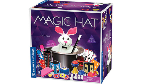 Magic Hat By Thames & Kosmos - Bloxx Toys - Toronto, Montreal, Vancouver, Alberta, Edmonton, Kids, Parents, Present, Shopping online, Ontario, Quebec, - Educational Online Toys Store Canada