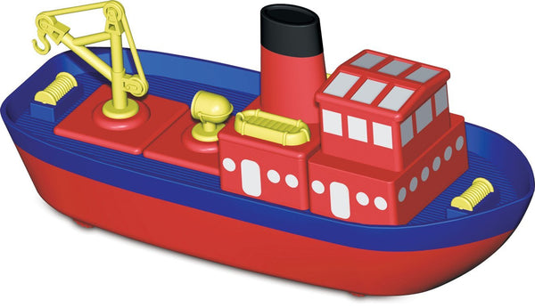 Magnetic Build-a-Boat by Popular Playthings - Bloxx Toys - Toronto Online Toys Store - 5