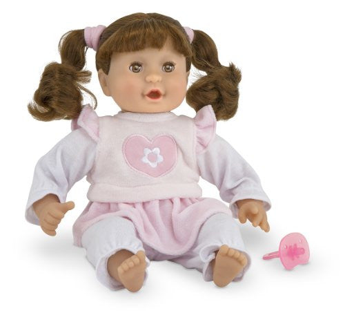 Baby Doll Brianna By Melissa & Doug - Bloxx Toys - Toronto Online Toys Store - 3