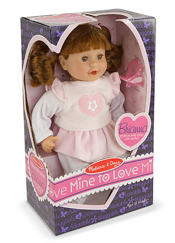 Baby Doll Brianna By Melissa & Doug - Bloxx Toys - Toronto Online Toys Store - 4