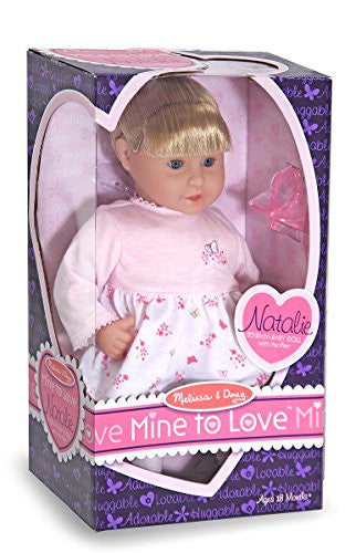 BABY DOLL NATALIE By Melissa & Doug - Bloxx Toys - Toronto Online Toys Store - 2