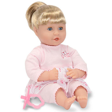 BABY DOLL NATALIE By Melissa & Doug - Bloxx Toys - Toronto Online Toys Store - 1