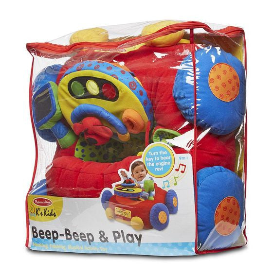 Beep-Beep & Play Activity Toy By Melissa & Doug - Bloxx Toys - Toronto Online Toys Store - 3