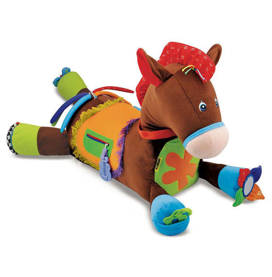 Giddy-Up & Play Activity Toy By Melissa & Doug - Bloxx Toys - Toronto Online Toys Store - 1