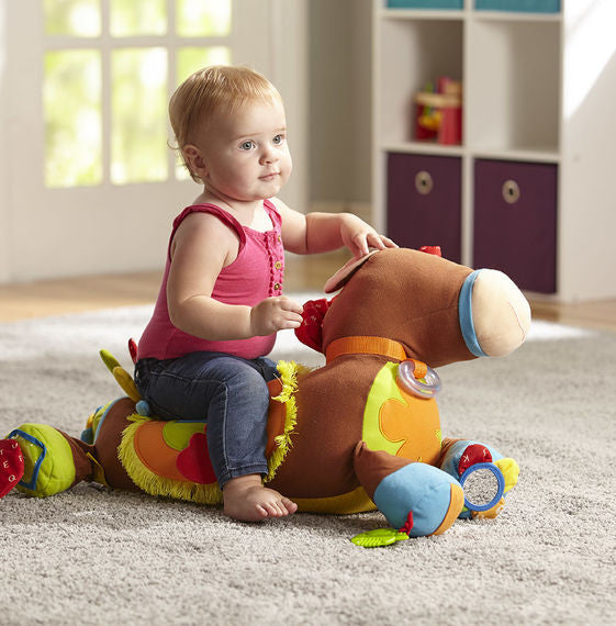 Giddy-Up & Play Activity Toy By Melissa & Doug - Bloxx Toys - Toronto Online Toys Store - 4