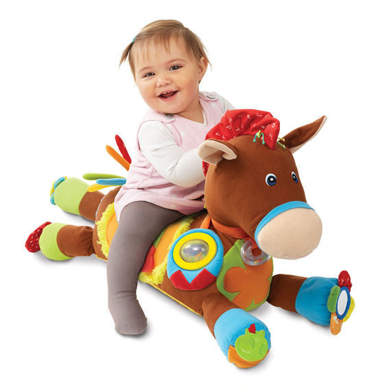 Giddy-Up & Play Activity Toy By Melissa & Doug - Bloxx Toys - Toronto Online Toys Store - 2