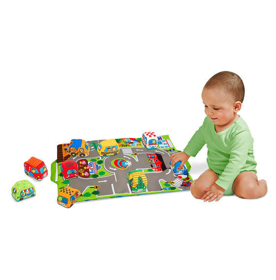 Take-Along Town Play Mat By Melissa & Doug - Bloxx Toys - Toronto Online Toys Store - 3