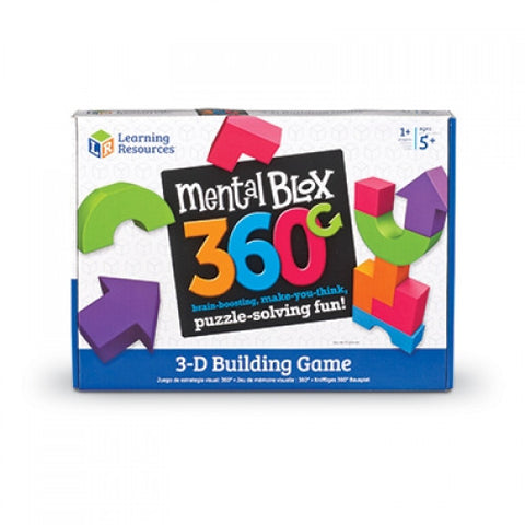 Mental Blox 360° 3-D Building Game - Bloxx Toys - Toronto Online Toys Store - 1