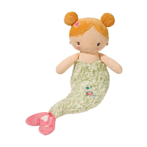 Mermaid Plumpie Plush Toy by Douglas - BloxxToys Canada