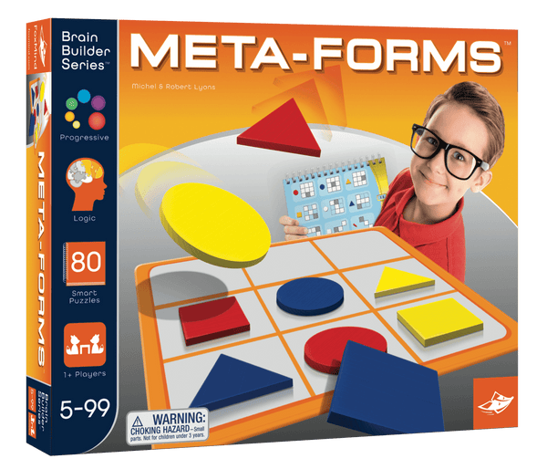 Meta Forms Educational Game By Foxmind | Logic Games