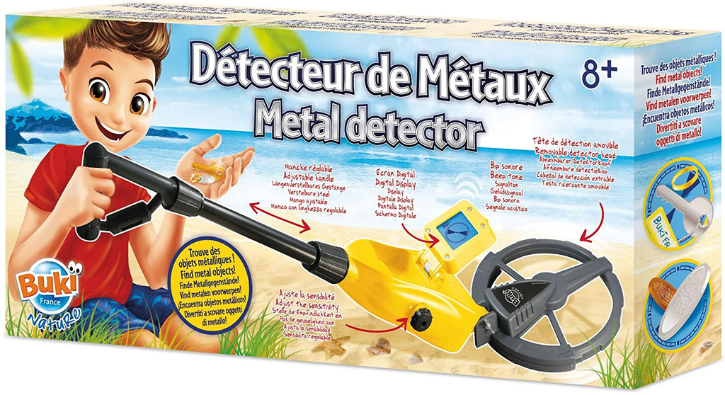 Educational toy - metal detector - By Buki - educational Toys