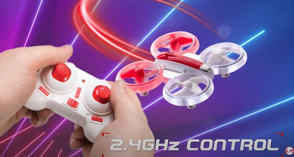 Micro LED Drone - Mini Neon By Litehawk - Bloxx Toys - Toronto, Montreal, Vancouver, Kids, Parents, Present, Shopping online, Ontario, Quebec, - Educational Online Toys Store Canada