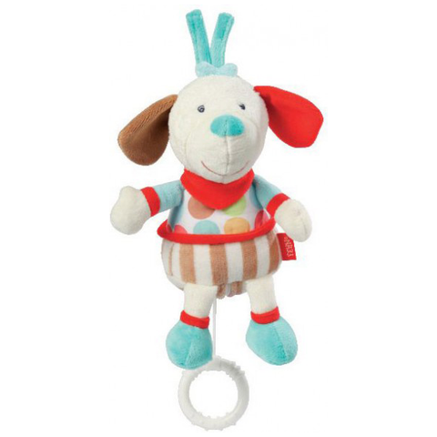 Mini Musical Dog By Fehn  (F77261) - Bloxx Toys - Toronto Online Toys Store
