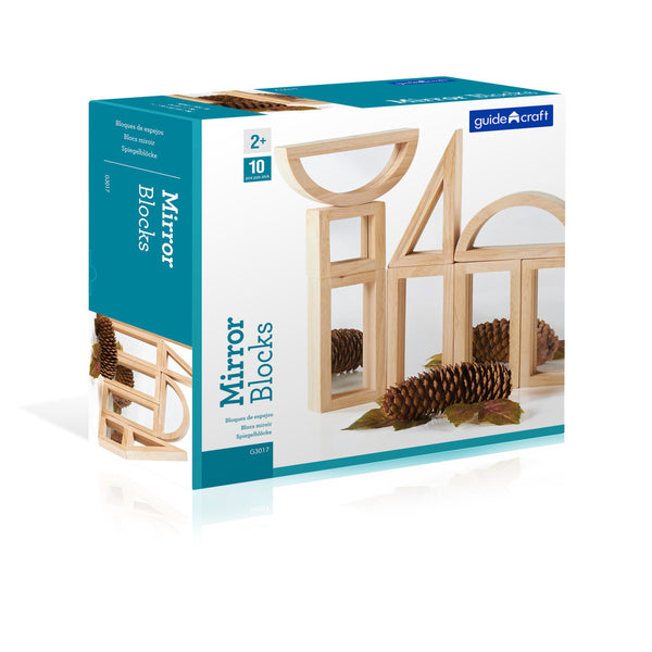 Mirror Blocks By Block Play  - Bloxx Toys - Toronto Online Toys Store - Canada