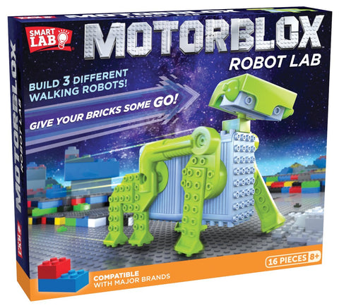 MotorBlox Robot Lab By Smart Lab - Bloxx Toys - Toronto - Educational Online Toys Store Canada