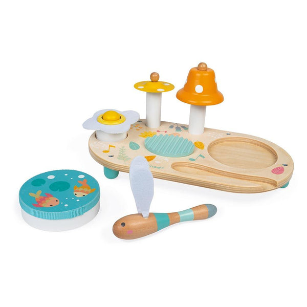 Musical Educational Table By Janod  BloxxToys Canada