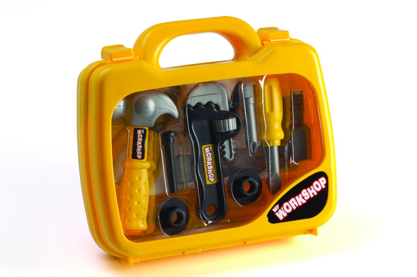 My Workshop Tool Case - Bloxx Toys - Toronto Online Toys Store - 1