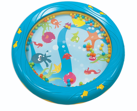 Ocean Drum Educational Musical Toy By Halilit