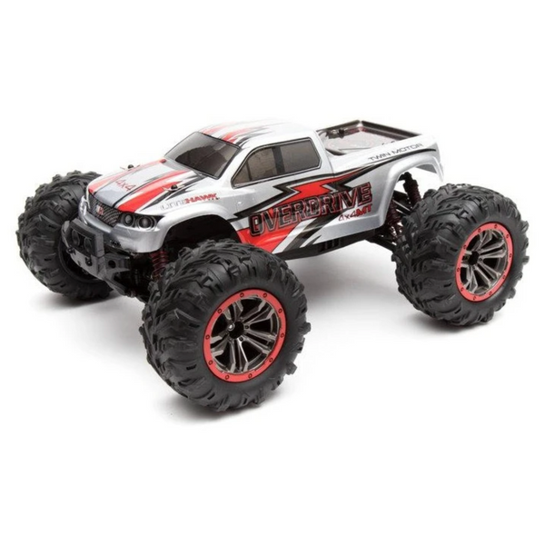 Overdrive 4x4 RC Car By LiteHawk - Remote Controlled Car