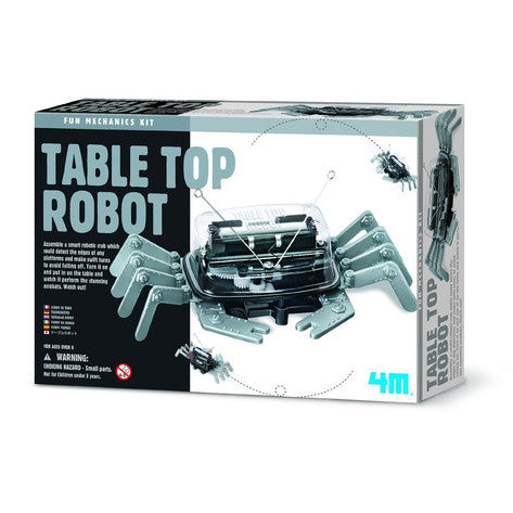 4M TABLE TOP ROBOT - Bloxx Toys - Toronto Online Toys Store - 1