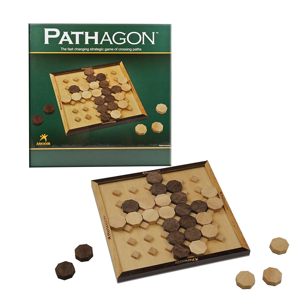 Pathagon the Game By Maranda - Bloxx Toys - Toronto - Educational Online Toys Store Canada