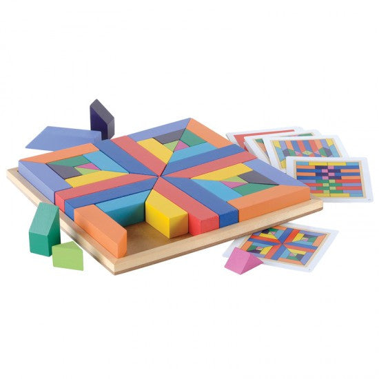 Pattern Play Color Design By MindWare - Bloxx Toys - Toronto Online Toys Store - 3