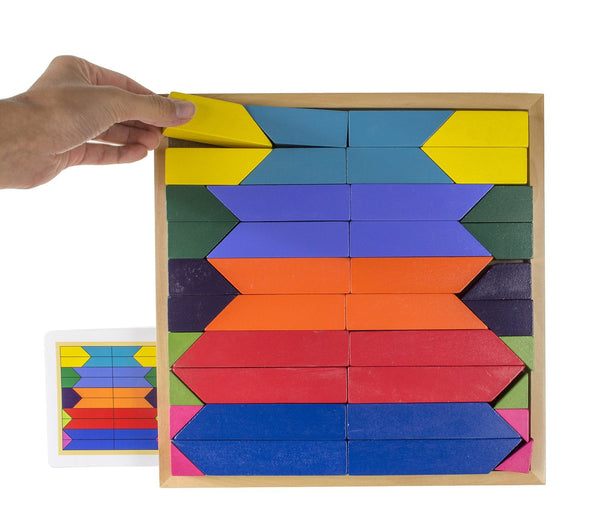 Pattern Play Color Design By MindWare - Bloxx Toys - Toronto Online Toys Store - 6