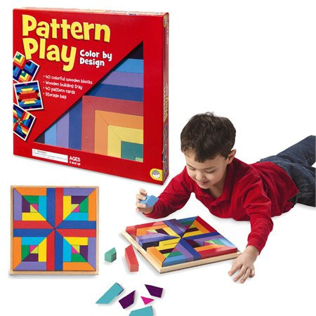 Pattern Play Color Design By MindWare - Bloxx Toys - Toronto Online Toys Store - 2