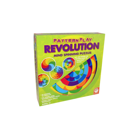 Pattern Play Revolution By MindWare - Bloxx Toys - Toronto Online Toys Store - 1