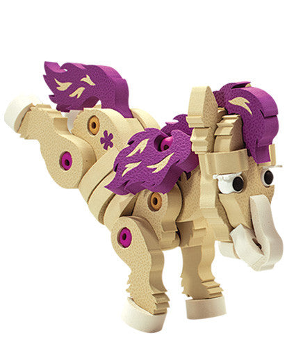 Ponies Foam Blocks By Bloco - Bloxx Toys - Toronto Online Toys Store - 5