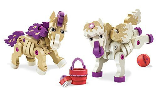 Ponies Foam Blocks By Bloco - Bloxx Toys - Toronto Online Toys Store - 2