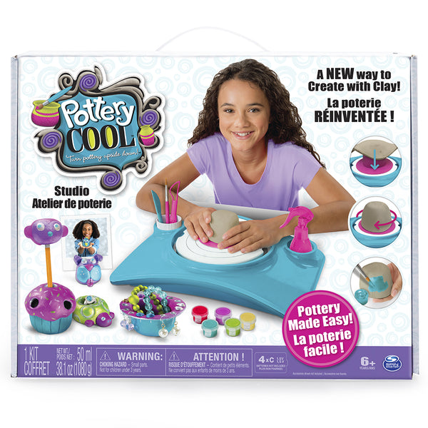 Pottery Cool Maker - Pottery Studio By Spin Master | BloxxToys