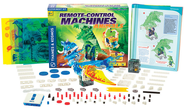 REMOTE-CONTROL MACHINES: ANIMALS - Bloxx Toys - Toronto Online Toys Store - 2