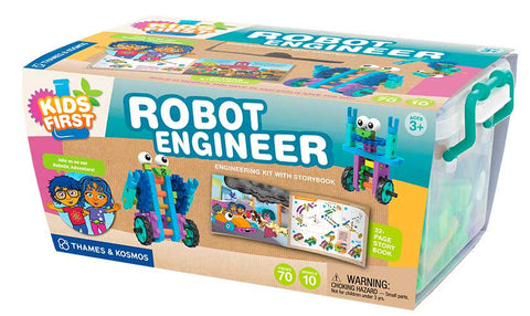 ROBOT ENGINEER Building Blocks by Thames & Kosmos - Bloxx Toys - Toronto Online Toys Store - 1