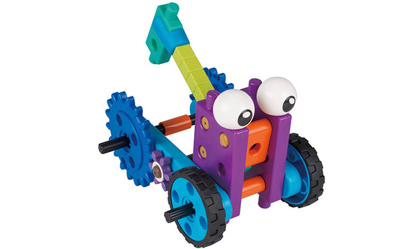 ROBOT ENGINEER Building Blocks by Thames & Kosmos - Bloxx Toys - Toronto Online Toys Store - 5