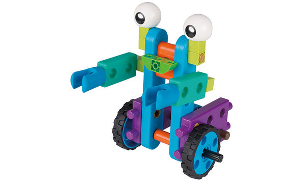 ROBOT ENGINEER Building Blocks by Thames & Kosmos - Bloxx Toys - Toronto Online Toys Store - 6