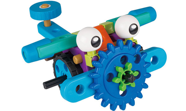 ROBOT ENGINEER Building Blocks by Thames & Kosmos - Bloxx Toys - Toronto Online Toys Store - 8