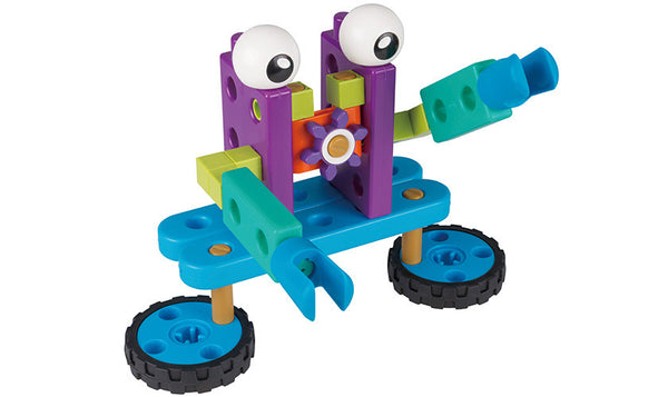 ROBOT ENGINEER Building Blocks by Thames & Kosmos - Bloxx Toys - Toronto Online Toys Store - 4