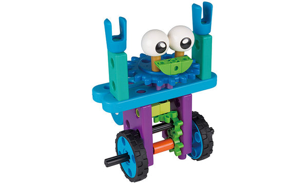 ROBOT ENGINEER Building Blocks by Thames & Kosmos - Bloxx Toys - Toronto Online Toys Store - 9