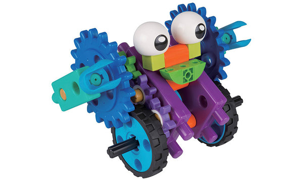 ROBOT ENGINEER Building Blocks by Thames & Kosmos - Bloxx Toys - Toronto Online Toys Store - 10