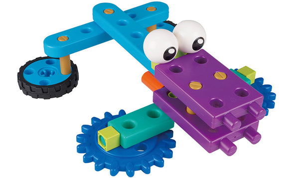 ROBOT ENGINEER Building Blocks by Thames & Kosmos - Bloxx Toys - Toronto Online Toys Store - 7