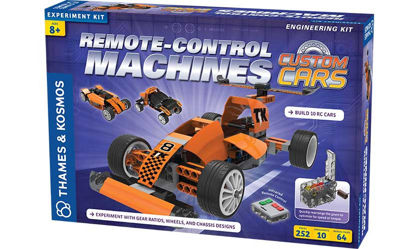 Remote-Control Machines: Custom Cars - Bloxx Toys - Toronto Online Toys Store