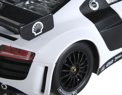 Remote Control RC Car Audi R8 By Rastar Aurora